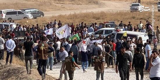 سوريه،شمال،تركيه،عمليات،صلح،چشمه،تظاهرات،حملات،مناطق