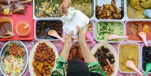 الگوی تغذیه افراد بالاتر از 15 سال/ چند درصد ایرانیها شیر، ماهی و فستفود میخورند؟