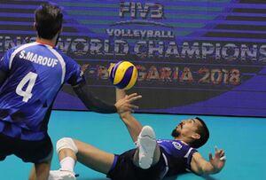 ملیپوش والیبال انتخابی المپیک را از دست داد