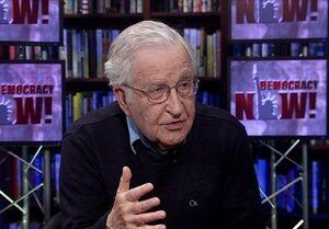فیلم/ نگاه برجستهترین متفکر آمریکایی به اسرائیل