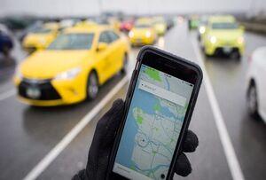 ممانعت از انحصارطلبی تاکسی های آنلاین با نظارت بر آنها