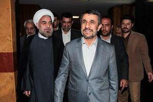 دولت روحانی کپی پیست احمدینژاد