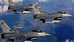 خبرهای تائید نشده از حمله جنگندههای ترکیه به گذرگاه مرزی در سوریه