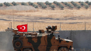 ترکیه: زیر بار تهدید آمریکا نمیرویم