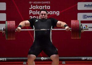 سعید علیحسینی المپیک ۲۰۲۰ را از دست داد
