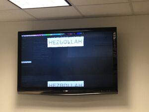 تلویزیون اتاق پنتاگون هک شد +فیلم