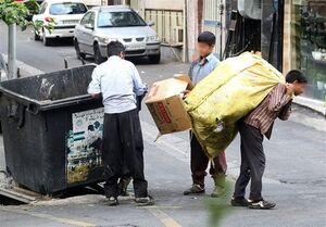 زندگی بیش از ۴ هزار کودک زباله گرد در تهران
