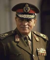 نقش مهم ژنرال مصری در جنگ علیه اسرائیل +عکس