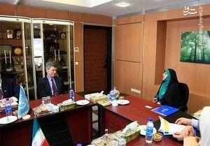 لغو سخنرانی عامل امنیتی آمریکا در کنفرانس علمی ایران