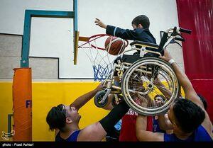بسکتبال با ویلچر