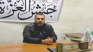 اعتراف تلخ سرگرد فراری ارتش سوریه +عکس
