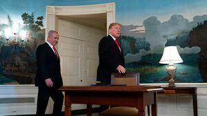احساس خطر اسرائیل از آمریکا
