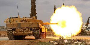 آغاز رسمی عملیات نظامی ترکیه در سوریه +عکس