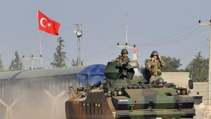 حمله ترکیه به سوریه