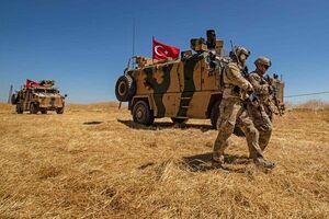 شبهنظامیان کُرد از ۱۲۰ کیلومتر مرز سوریه با ترکیه عقبنشینی میکنند