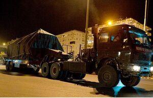 ارتش ترکیه عملیات زمینی در شمال سوریه را آغاز کرد