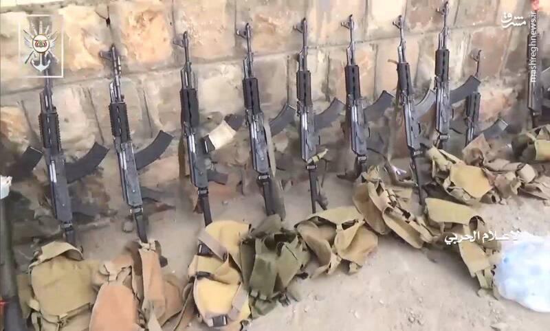 تصاویر جدید از عملیات نصرمن الله