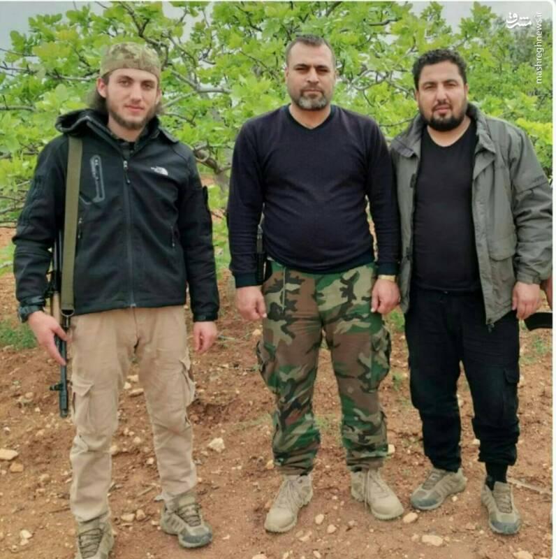 اعتراف تلخ سرگرد فراری ارتش سوریه