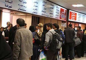قیمت ۵۰۰ هزار تومانی بلیت اتوبوس تهران-مهران!