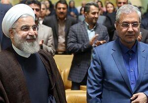 همزمانی حمله روحانی به شورای نگهبان و نمایش ربیعی در ورزشگاه / آیا روحانی بازیچه «محفل امنیتی» اصلاحات شده است؟ +تصاویر