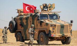 کشته شدن نظامی ترکیه در عملیات سوریه