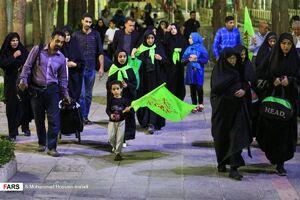 عکس/ زائر اولیهای اصفهانی
