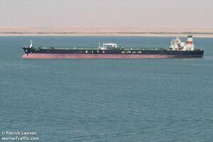 نفتکش ایرانی SABITI