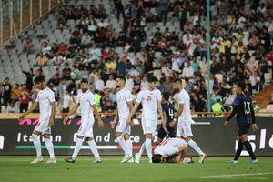تغییرات جدول برترین گلزنان ملی تاریخ فوتبال ایران پس از گلباران کامبوج