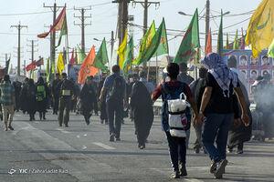 حضور یک و نیم میلیون زائر ایرانی در عراق