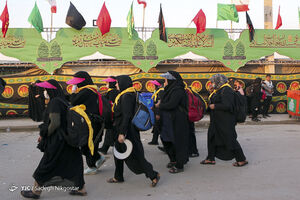 تمهیدات ستاد اربعین برای زائران جامانده در مرز