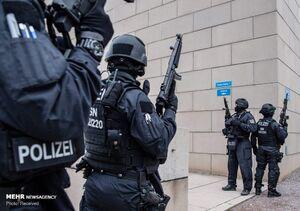 عکس/ تیراندازی مرگبار در کنیسهای در آلمان