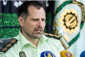 محمدرضا طبایی رئیس پلیس اداره مهاجرت و گذرنامه