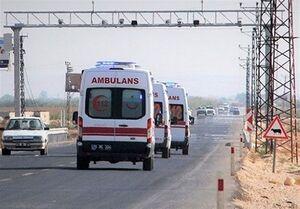 آخرین وضعیت مصدومان اعزامی از کشور عراق