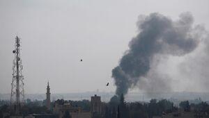 شمال سوریه ۷۲ ساعت پس از تجاوز نظامی/ محاصره شبهنظامیان کُرد در «تل ابیض و راس العین» در دستور کار ارتش ترکیه و گروهکهای تروریستی + نقشه میدانی و عکس