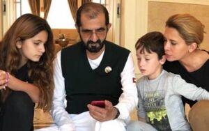 شاهزاده هیا پیشنهاد محمد بن راشد را رد کرد