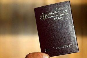 پاسپورت نمایه
