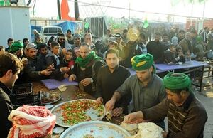 لزوم انتخاب مرز چذابه برای ورود به خاک عراق