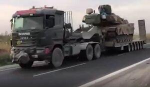 تانکهای ترکی