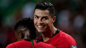 رونالدو: من همه رکوردها را میشکنم