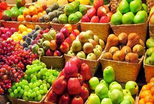 جدول/ قیمت انواع میوه