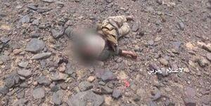 تصاویری از اجساد و اسرای مزدوران سودانی در یمن