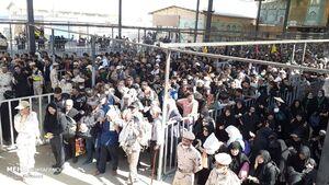 چگونگی اعلام پیامکی وضعیت مرزها به زوار اربعین