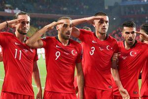 ترکیه در یک قدمی مجازات سخت یوفا