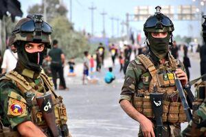 تلاش ارتش عراق برای امنیت اربعین +عکس