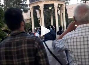 آفرین به مسئولان فرهنگی شهر شیراز! +فیلم