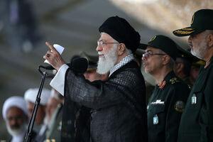فیلم/ اولین واکنش رهبرانقلاب به حوادث عراق و لبنان