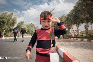 عکس/ راه «علی اصغر»