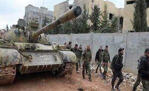 منابع معارض سوریه: نیروهای روسیه به شهر «عینالعرب» رسیدند +نقشه