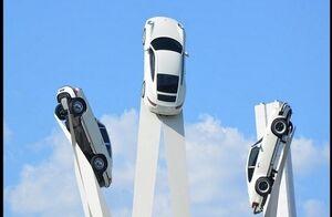 پورشه رویای پرواز با خودرو را محقق میسازد +عکس