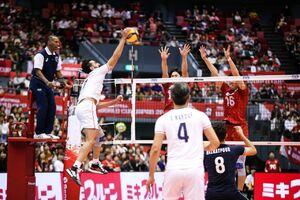 چرا والیبال ایران به ژاپن باخت؟